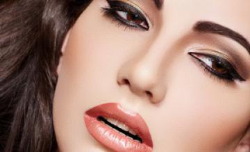 Техники перманентного макияжа бровей - акварель