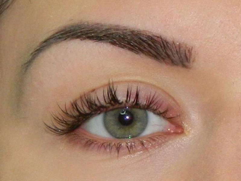 Техники перманентного макияжа бровей - волосковая